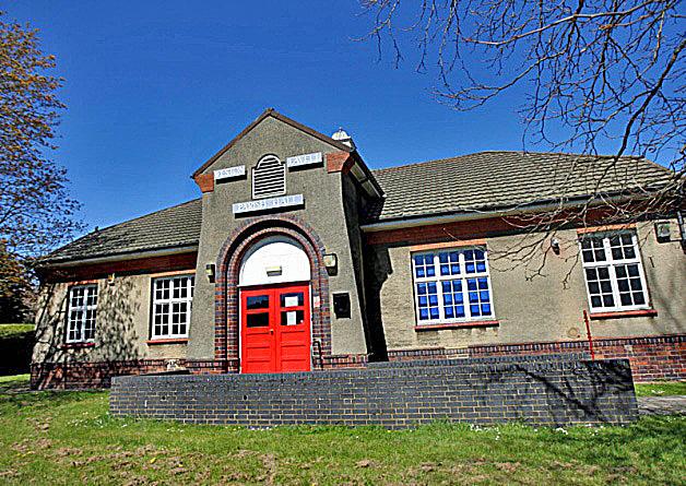 Weston Favell Parish Hall, Northampton